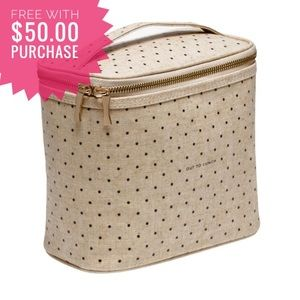 Free KATE SPADE Insulated zipper bag OUT TO LUNCH